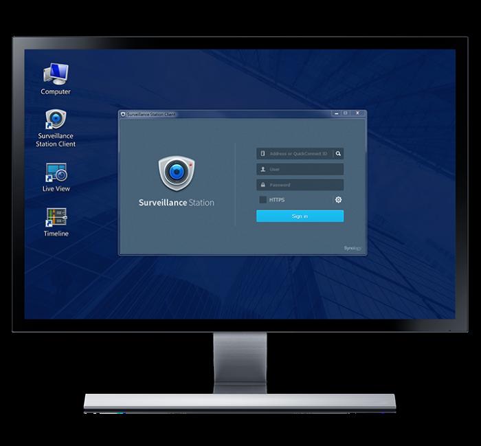 Synology Surveillance Station 8.0