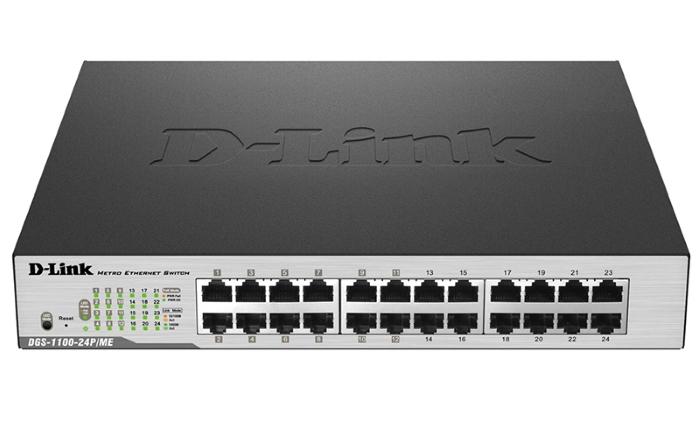 D-Link DGS-1100-24P/ME