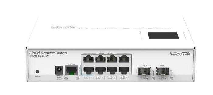 Mikrotik CRS210
