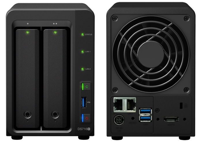 Synology DiskStation DS716+