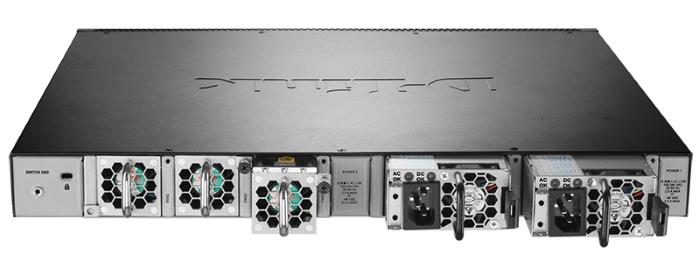 D-Link DXS-3400-24TC