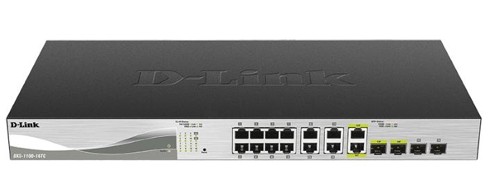 D-Link DXS-1100-16TC