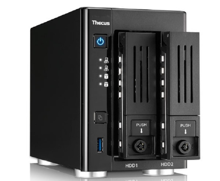Thecus N2810 Pro
