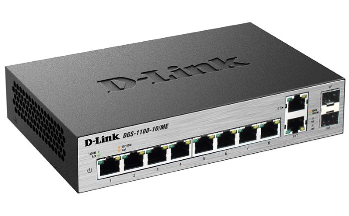 D-Link DGS-1100-10ME