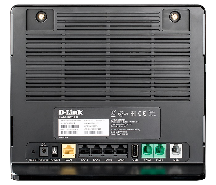 D-link DWR-980