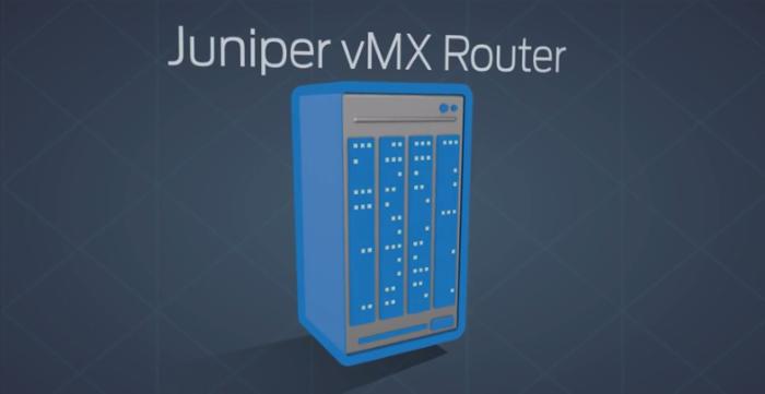 Juniper vMX
