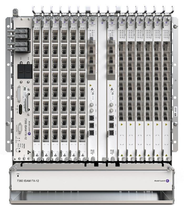 Alcatel-Lucent ISAM FX-12